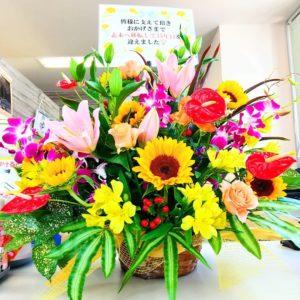 15年目突入アレンジ花